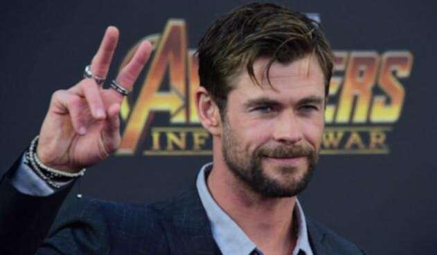 El actor que interpreta a Thor en Marvel, le dará vida al luchador en una nueva producción de la plataforma de streaming.