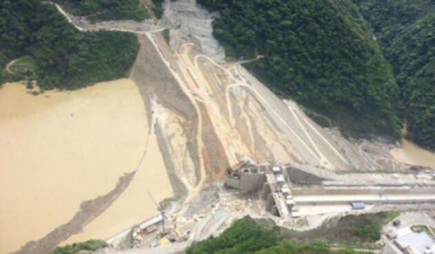 Contraloría investigará presunto detrimento patrimonial en obras del proyecto Hidroituango.