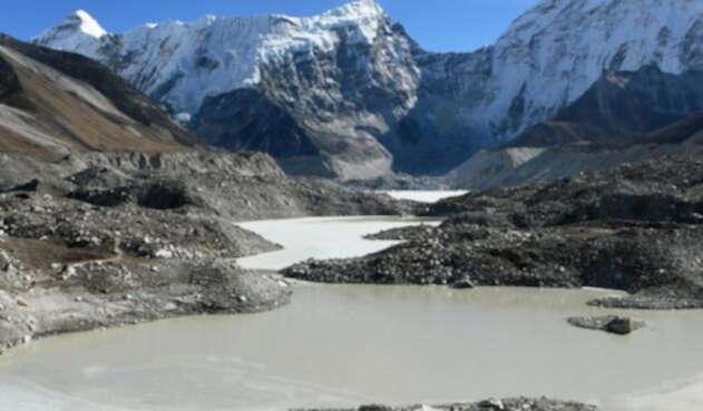 Dos tercios de los glaciares del Himalaya y del Hindú Kush podrían derretirse antes de 2100.