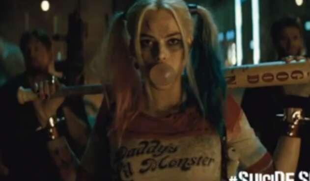 La psicópata interpretada por Margot Robbie no estará en la secuela de Escuadrón Suicida.