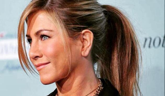 Jennifer Aniston fue toda una reina con la serie 'Friends'.