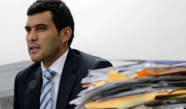Julián Quintana, exdirector del CTI