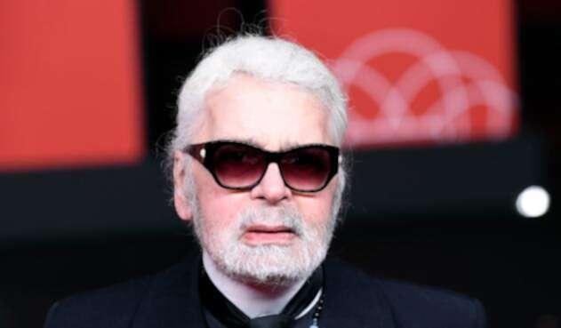 Karl Lagerfeld, diseñador alemán fallecido, el 22 de noviembre de 2018 en París