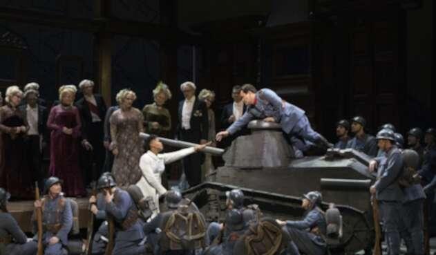 """La ópera """"La hija del regimiento"""" se verá en Colombia"""