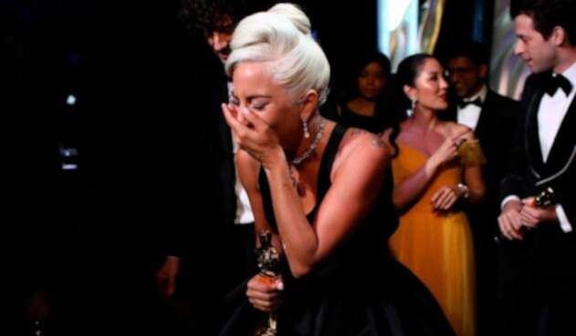 Lady Gaga en los Oscar 2019