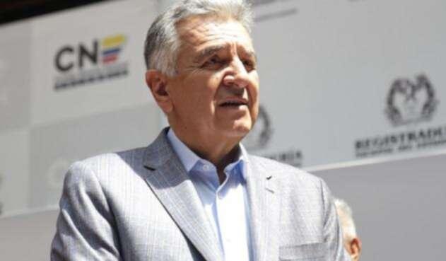 Luis Eduardo Garzón, exalcalde de Bogotá
