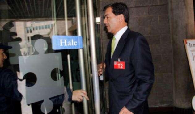 Luis Alfonso Hoyos fue el asesor espiritual de la campaña de Oscar Ivan Zuluaga