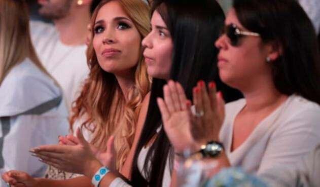 Luisa Fernanda W, novia de Legarda, cantante fallecido