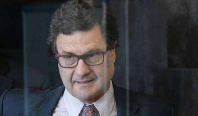 Luis Fernando Andrade, exdirector de la Agencia Nacional de Infraestructura