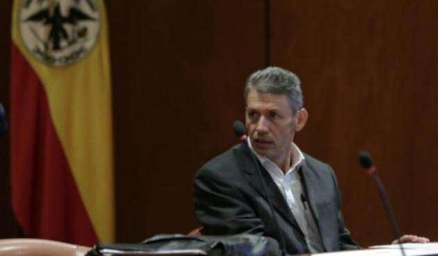 EXMAGISTRADO DE JUSTICIA Y PAZ
