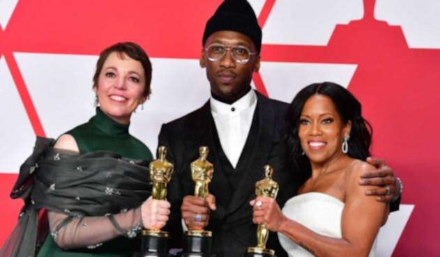 Mahershala Ali, ganador del Óscar a mejor actor de reparto