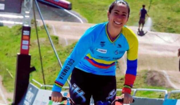 Marina Pajón vuelve a las pistas de BMX