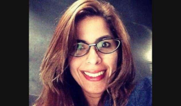 Maurén Sofía Barriga Vargas, periodista colombiana