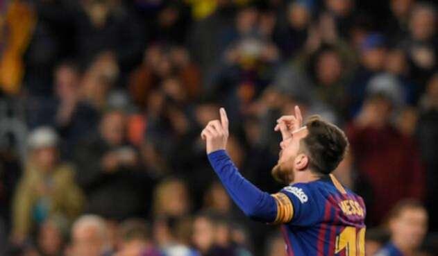 Messi empata ante el Valencia