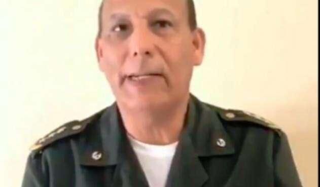 Coronel Rubén Alberto Paz