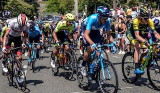 El Tour Colombia concluirá este domingo durante la sexta etapa.
