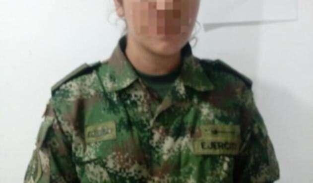 Foto cortesía de la Sexta División del Ejército.