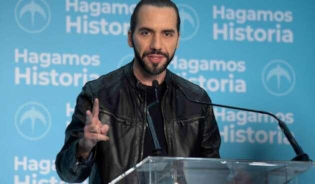 Nayib Bukele, nuevo presidente de El Salvador