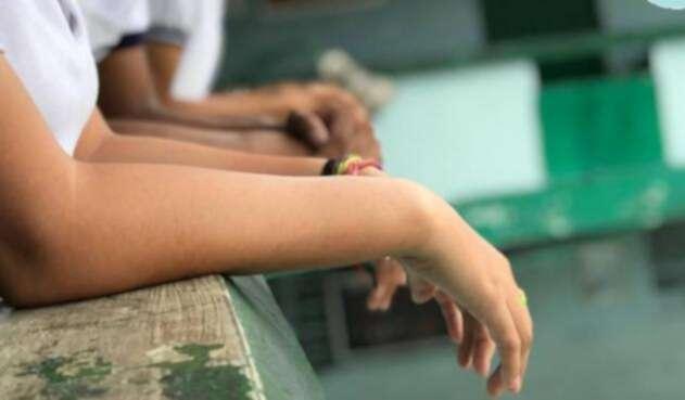 Niños conflicto