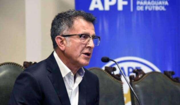 Juan Carlos Osorio, extécnico de Paraguay