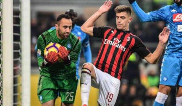 David Ospina - Napoli 2019