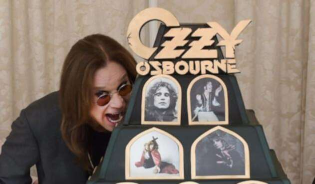 Ozzy Osbourne, el 'Príncipe de las tinieblas'