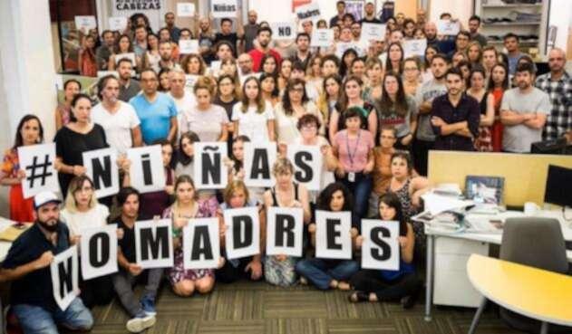 Periodistas de La Nación rechazan editorial