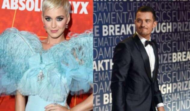 El actor y la cantante se comprometieron durante la celebración más romántica del año.