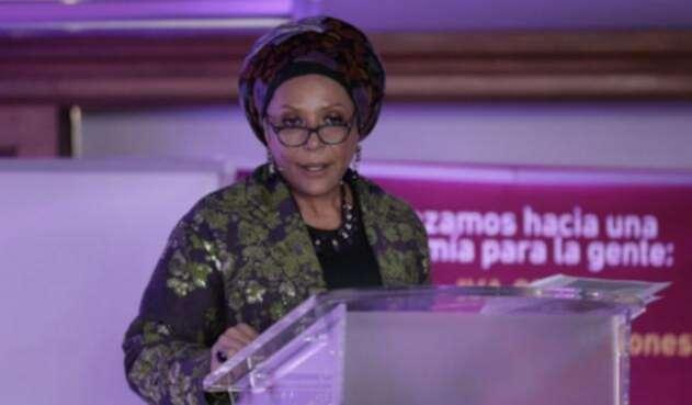 La exsenadora Piedad Córdoba, en medio de la polémica por su reunión con el ELN.