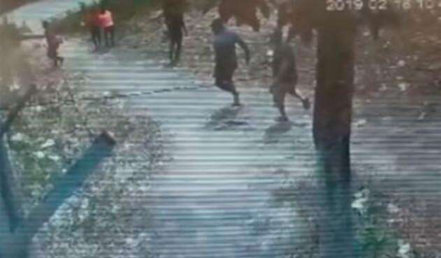 Atentado contra la policía en Arauca