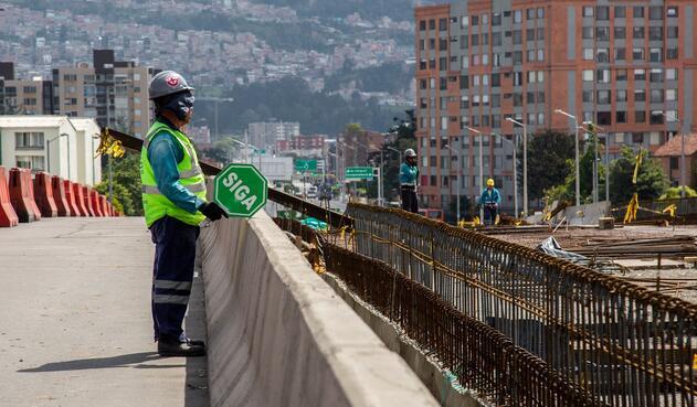 Valorización en Bogotá