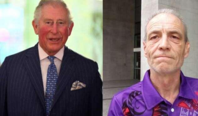 Hombre aseguró que es hijo secreto del príncipe Carlos y Camilla.