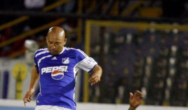 Ricardo Ciciliano, abandonó Millonarios porque no le pagaban su sueldo