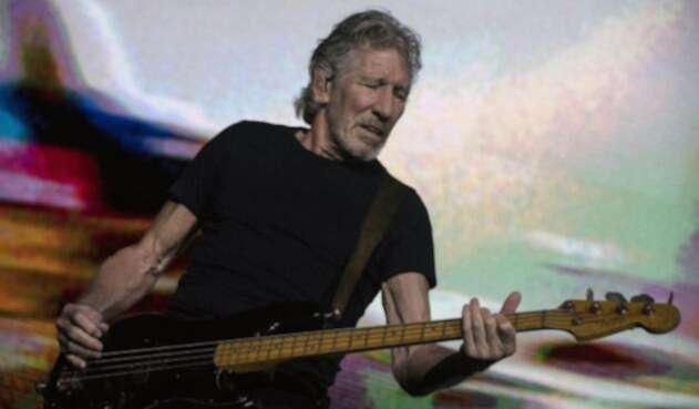 Roger Waters apoya a Maduro