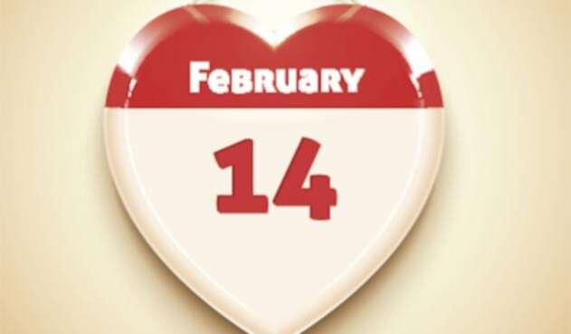 Imagen ilustrativa del San Valentín