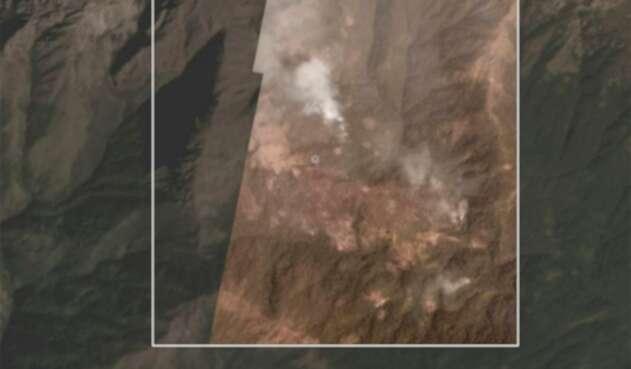 La Sierra Nevada de Santa Marta tras los incendios forestales