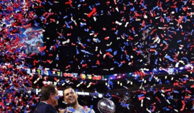 Tom Brady, máximo referente de los New England