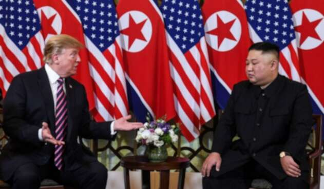 Cumbre nuclear entre Trump y Kim Jong-un