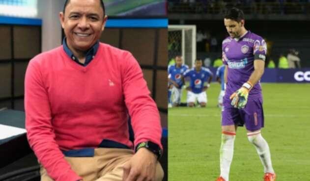 Valenciano, máximo goleador del Junior, cuestiona a Viera