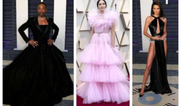 Vestidos extravagantes en los Premios Óscar 2019