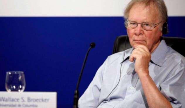 WallaceBroecker, científico que advirtió sobre el cambio climático
