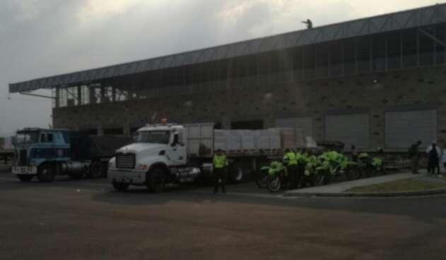Ayudas humanitarias vuelven a Colombia