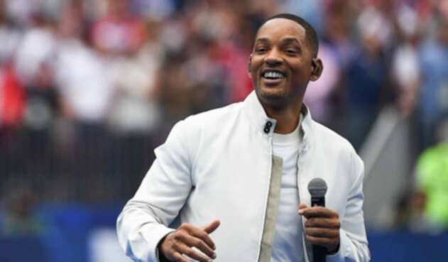 Will Smith, actor y cantante estadounidense