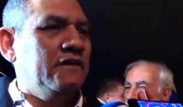 Wilmer Guaidó, padre de Juan Guaidó