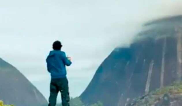 Imagen del video promocional de Yo voy, iniciativa del Ministerio de Comercio