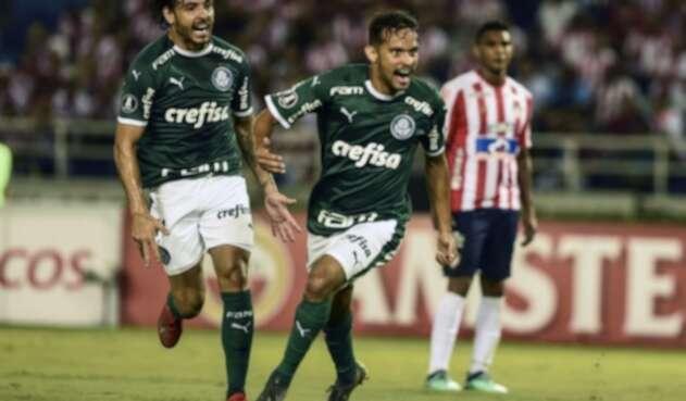 Junior vs Palmeiras