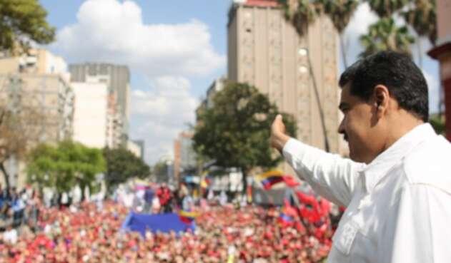 Nicolás Maduro, mandatario venezolano
