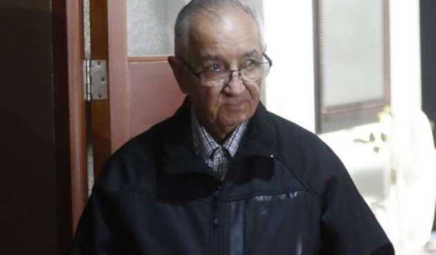 Sacerdote chileno Tito Rivera