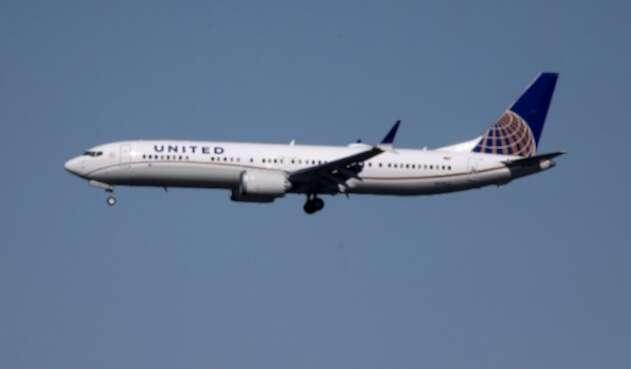 Boeing 737 Max 9 de United Airlines