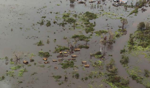 Ciclón Idai destruyó Beira, en Mozambique